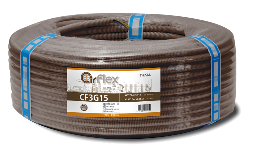 Cirflex kabels